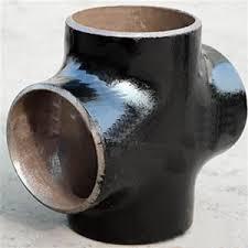 CROS TEE ASTM A234 WPB