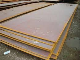 Plate Carbon Steel Astm A283 Gr.C